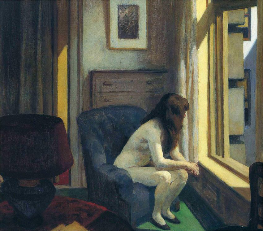 EdwardHopper-ElevenAM1926