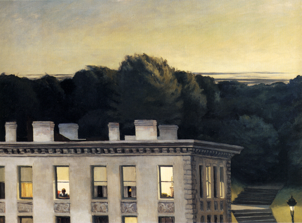 EdwardHopper-HouseAtDusk1935