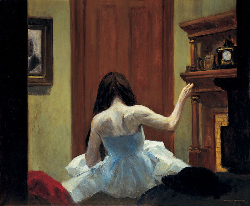 EdwardHopper-NewYorkInterior