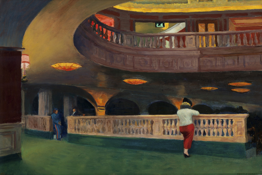 EdwardHopper-SheridanTheatre1937-oiloncanvas