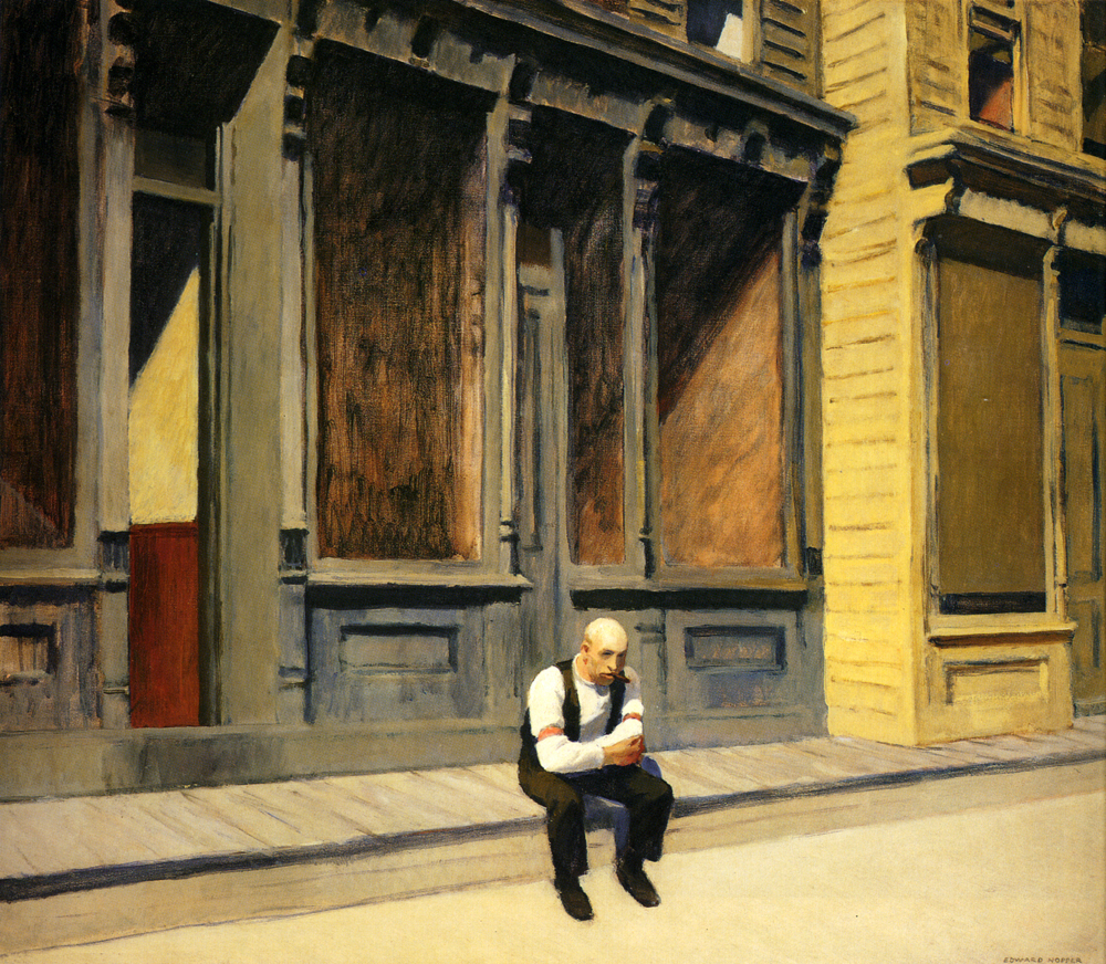 EdwardHopper-Sunday1926