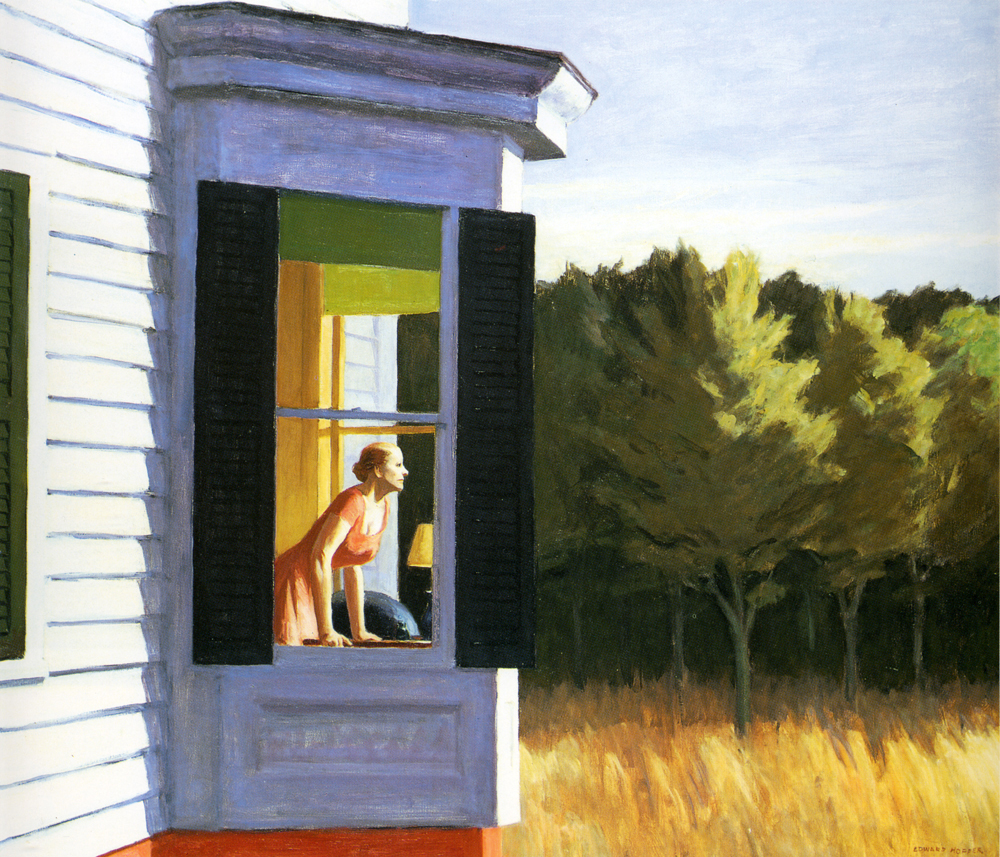 Edward_Hopper-CapeCodMorning1950