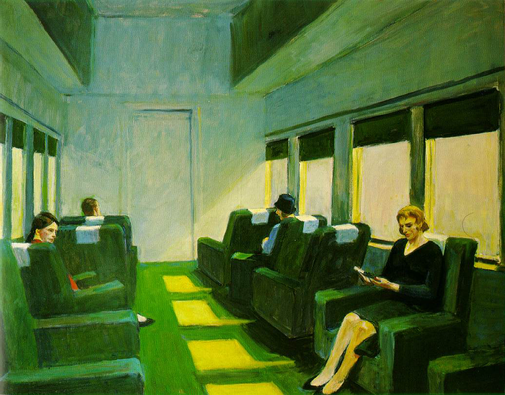 Edward_Hopper-ChairCar1965