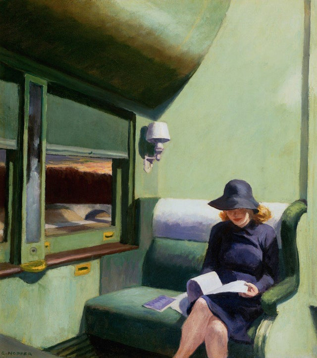 Edward_Hopper-CompartmentC1938