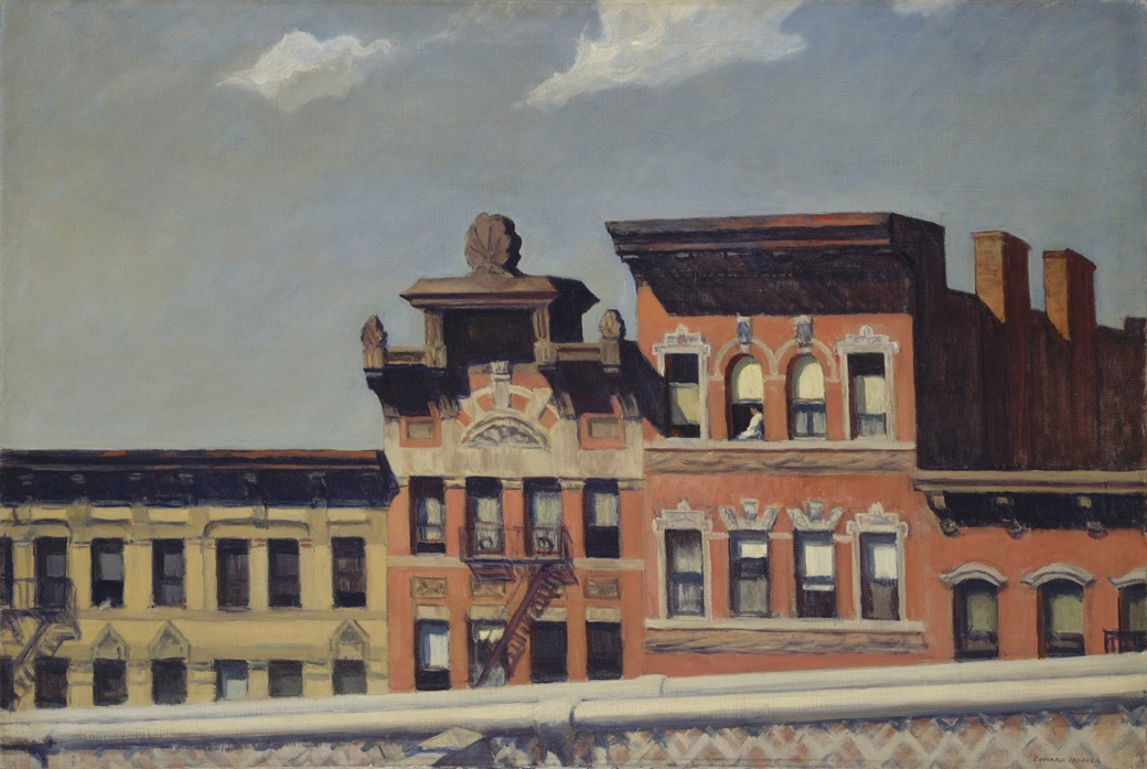 Edward_Hopper-FromWilliamsburgBridge1928