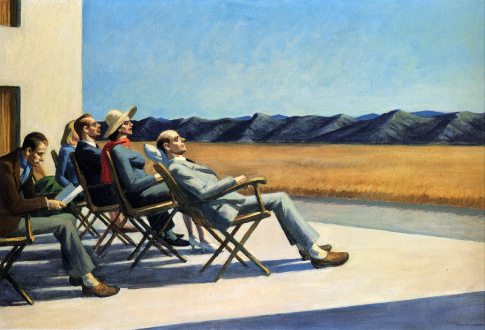 Edward_Hopper-PeopleInTheSun1960